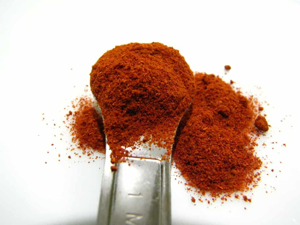 polvere di paprika