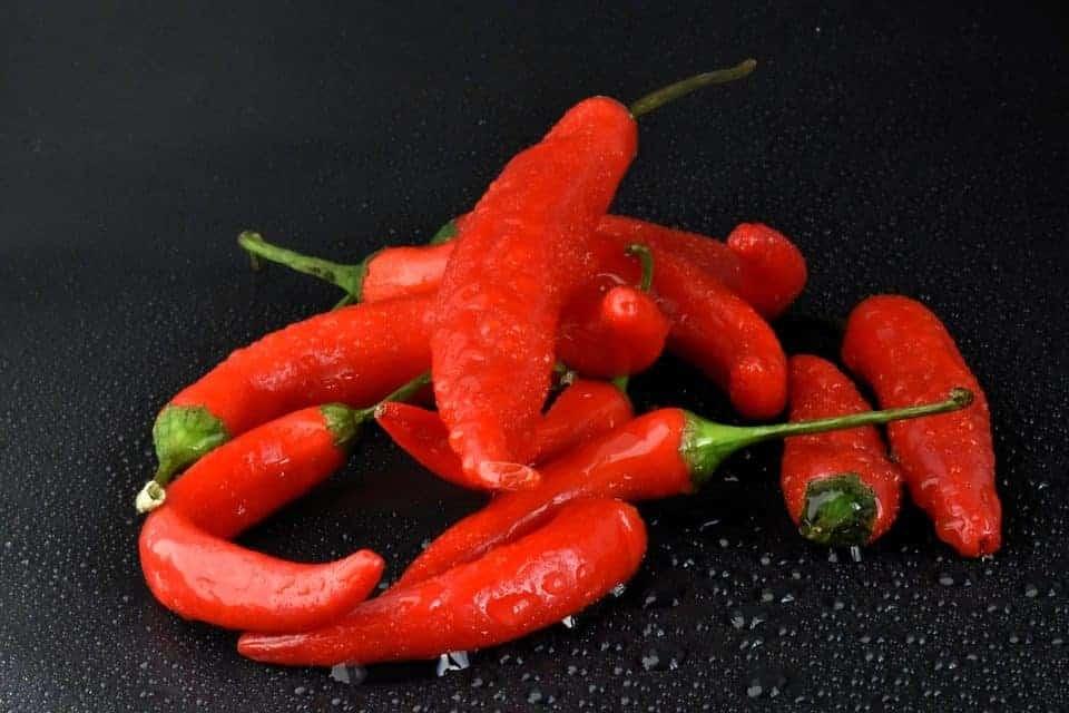 aiuta la perdita di peso del peperoncino